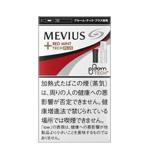 MEVIUS Ploom TECH PLUS メビウス・レッド・ミント・プルーム・テック・プラス :4+snus 950yen:4
