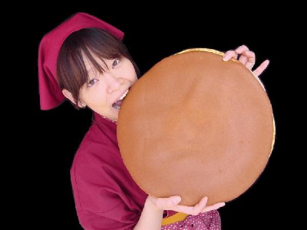 【結婚式・二次会/サプライズ ギフト】大きな大きな どら焼き(特大どらやき)