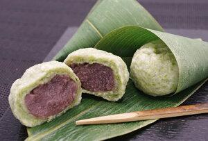 (和菓子)麩まんじゅう(麩饅頭)