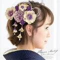 【20代女性】卒業式はおしゃれに!袴に合う髪飾りはどんなものがある?