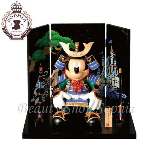 ミッキーマウス 五月人形(大) 兜 こどもの日 2019鯉のぼり 節句 ディズニー お土産 【東京ディズニーリゾート限定】