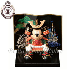 ミッキーマウス 五月人形(小) こどもの日 2021 鯉のぼり 兜 端午の節句 ディズニー グッズ お土産 【東京ディズニーリゾート限定】