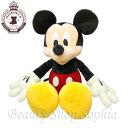 ミッキーマウス 特大ぬいぐるみ【ディズニーリゾート限定】Mサイズ Disney ヌイグルミ duffy グッズ