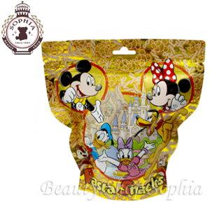 ミッキー&フレンズ パスタスナック【1】塩味【ディズニーリゾート限定】お菓子 お土産 Disney グッズ