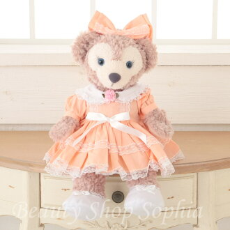 Shelliemay costume set dress size S 43 cm clothes dress up Duffy Duffy toy costume