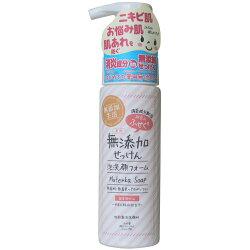 肌荒れふせぐ薬用無添加泡洗顔フォーム本体