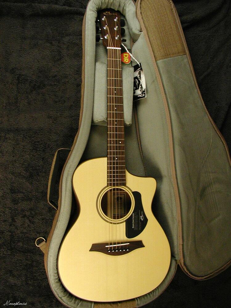 アウトレット特価 Mayson Guitars メイソンギターズ リトル アコースティックギター Atlas Martinez マルチネス アコギ トラベルギター ミニギター