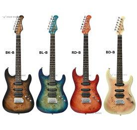 Bacchus バッカス GS-mini BP 本格仕様の ミニサイズギター ユニバース シリーズ GSmini ミニギター ギター エレキ キッズ 子供用 にも