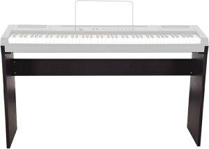 ARTESIA 電子ピアノ用 デジタルピアノ用 専用スタンド ST-2/B ブラック 黒色 PA-88H対応