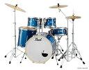 送料無料! Pearl パール ドラムセット EXPORT EXX Covering カバリング シンバル付ドラムフルセット (スタンダードサ…