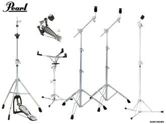 供鼓安排使用的台灯·硬件安排(一踢踏板·3部铜钹台灯、suneasutando·高帽子台灯)Pearl/珍珠