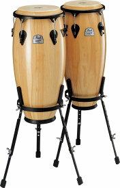 Pearl パール プリメーロ・ウッドコンガ・セット (コンガスタンド付) Primero Wood Conga Set PWC-201SN #511 ナチュラル