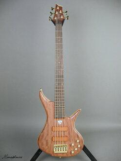 VEYRON 5ST BU(Rosso)ROSSO電子吉他基礎5弦積極的式樣bubingatoppu