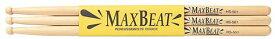 3ペア(6本)セット MAX BEAT マックスビート ドラム スティック スタンダード シリーズ HS-501 Play Wood / プレイウッド ドラムスティック ヒッコリー