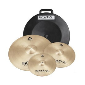 Xist Series(イグジスト・シリーズ) - Xist Series Cymbal Set / シンバルセット Istanbul agop / イスタンブール・アゴップ シンバル