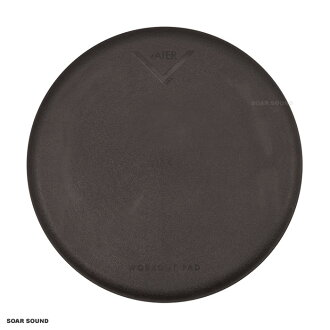 """Drum snare trial horse 8 inches practice game pad latex rubber practice pad training pad VWP VATER beta 8 """"stunt installation is possible"""