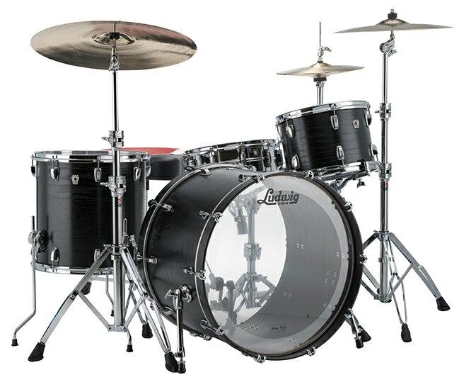 Loudig ラディック ドラムセット キーストーン エックス シリーズ Keystone X Pro Beat Shell Pack シェルパック タム L76433AX (L7043AX) 3点セット バスドラム タム フロアタム