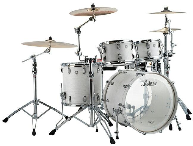 Loudig ラディック ドラムセット キーストーン エックス シリーズ Keystone X Mod Shell Pack シェルパック タム L76024AX (L7024AX) 4点セット バスドラム タム x2 フロアタム