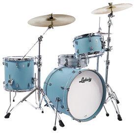 Loudig ラディック 14x20 バスドラム ドラムセット シェルパック 3点セット ニューソニックシリーズ NEUSONIC L24023TX3R Made in USA アメリカ製 バスドラム タム フロアタム タムホルダー(クランプ)付