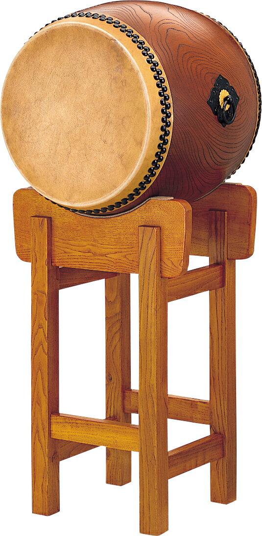 【受注製作】1尺1寸(33cm) 大太鼓 (宮太鼓) 用 四本柱台・スタンド脚 Wadaiko Yonhon 和太鼓 FP-11