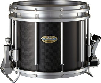 "13"" x 11"" (33 cm x 28 cm) 6.9 kg Pearl Carbonply ""FFX"" Snare Drums 카본프라이""FFX""마팅스네아드람파르 FFXCP1311/A수주 제작"