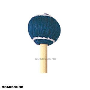 サイトウマレット Saito 毛糸巻ヘッド 110シリーズ 籐柄 37cm No.112 硬度MH マリンバ ビブラフォン パーカッションに 2本組1セット