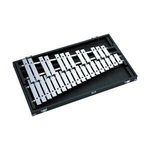 YAMAHA ヤマハ グロッケン 鉄琴 DG1590B 2 1/2オクターブ 30音 (G59〜C88)グロッケンシュピール