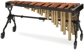 送料無料 ADAMS アダムス ホンジュラスローズウッド仕様 ソリスト マリンバ 4 1/3 オクターブ A25〜C76 Solist Marimbas AD-MSHV43