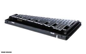SAITO サイトウ コンサートグロッケン F57〜F93 3オクターブ 37鍵 SG-120 鉄琴 マレット ケース 付属