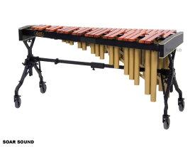 【受注製作】 送料無料 ADAMS アダムス パドック仕様 ソリスト マリンバ 4オクターブ C2(28)〜C7(76) Solist Marimbas AD-MSPV40