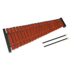YAMAHA ヤマハ 卓上木琴 アフリカンパドック音板 TX-5 19音 マレット付き
