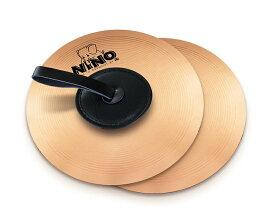 SUZUKI ニノ 合わせシンバル 10インチ 2枚組 1セット 教育楽器 NINO-BO25 打楽器 キッズ 子供 こども 幼児 用 シンバル