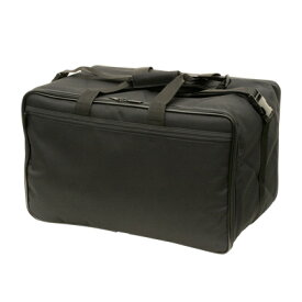 大きめサイズ キクタニ KIKUTANI カホンケース ブラック 無地 カホンバッグ CJB-2 カホン用 ケース バッグ