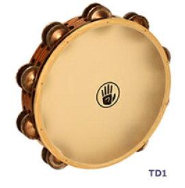 タンブリン Black Swamp Percussion サウンドアート・カーフヘッドシリーズ 10インチ ダブル・ロウ TD1 クローム ブラックスワンプパーカッション タンバリン