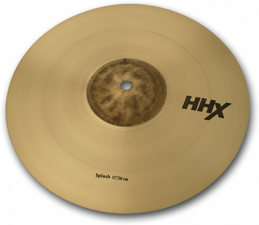 SABIAN HHX SPLASH [HHX-12SP 12″(30cm) : Extra Thin] セイビアン HHX スプラッシュシンバル