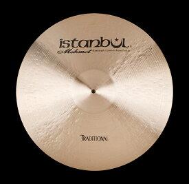 "Istanbul Mehmet / 22"" Traditional Series Ride Cymbal / イスタンブール・メメット トラディショナル・シリーズ ライドシンバル ORIGINAL"