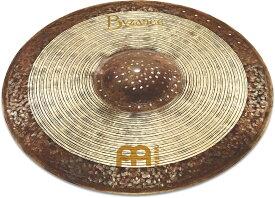 """ライドシンバル MEINL / マイネル Byzance Jazz Series Ralph Peterson's signature cymbal:Nuance Ride 21"""" / B21NUR"""