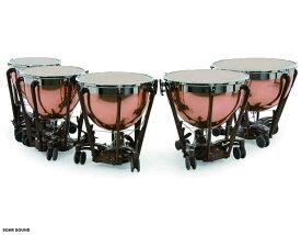 """受注生産 ADAMS アダムス ティンパニ 32"""" Professional Generation II Parabolic Copper パラボリック コパー ケトル AD-PR2KG32 ティンパニー"""