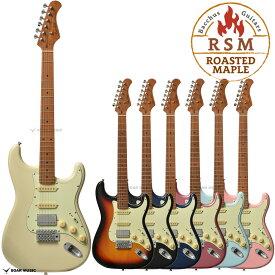 【安心の初期調整済】 Bacchus バッカス BST-2-RSM ROASTED MAPLE ストラト タイプ SSH レイアウト エレキギター ギター エレキ ストラトキャスター BST2 RSM