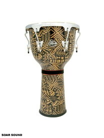 ジャンベ LPA632-SGC LP Aspire Bowl Shaped Djembe, Chrome Hardware, SGC= Serengenti   LP
