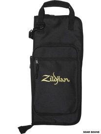 Zildjian ジルジャン ドラムスティックバッグ ケース ZSBD BASIC DRUMSTICK BAG スティックバッグ ドラム スティックケース NAZLFZSBD 黒色 ブラック