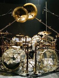 Pearl パール Shinya DIR EN GREY レプリカ シェルキット Crystal Beat CRB Series ドラムセット CRB/COMP-DS クリアー アクリルシェル ディルアングレイ