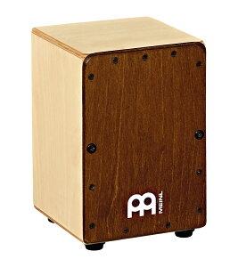 マイクロカホン 一般的なカホンの1/6ミニサイズ! MEINL マイネル カホン アーモンドバーチ Almond Birch MC1AB MINI CAJONS コンパクト ミニカホン ミニサイズ ストリートライブや子供用としても!