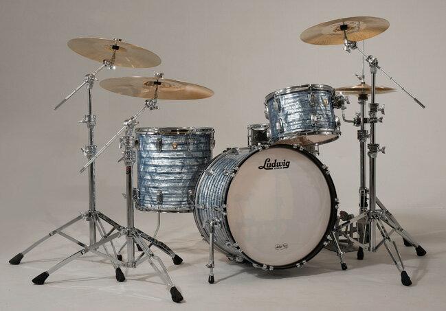 【納期早め!】Ludwig ラディック ドラムセット クラシックメイプルシリーズ シェルパック FAB-22 L88204AX ドラム