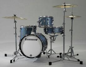 送料無料!【選べるカラー!】 Ludwig ラディック 小口径ドラムセット BREAKBEATS ブレイクビーツ LC179X ご購入後にレビューご記入でドラムスティックプレゼント! ドラム