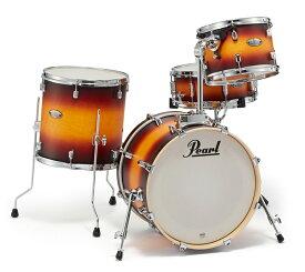 Pearl パール DECADE Maple BOP CLUB KIT ボップクラブキット 小口径 ストリート コンパクト ドラムセット ドラム DMP984P/C #225 クラシックサテンアンバースト