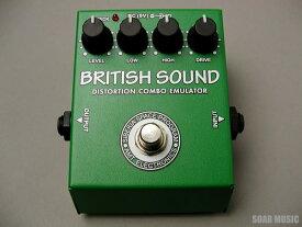 BRITISH SOUND(ブリティッシュサウンド)(AMT.electronics)オーバードライブ / エフェクター