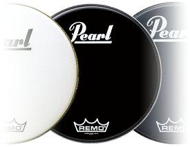 """REMO レモ 26"""" エボニーパワーマックス2 マーチング バスドラムヘッド Marching Bass Drum Heads EP2 大太鼓用 ヘッド PM2-426B"""