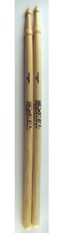XCEL Drumsticks Hickory Wood Tip drumsticks (pair)