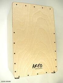 ARCO アルコ 国産 カホン SW50 日本製 ハンドメイド バーチ材採用